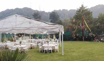 Jardín Vista del Bosque 1