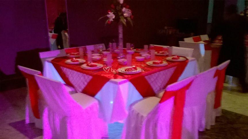 Linda boda de Salón Diana la No.1