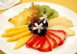 Fruta de la temporada