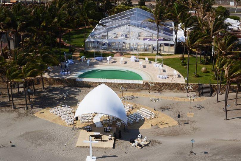 Serna Tents