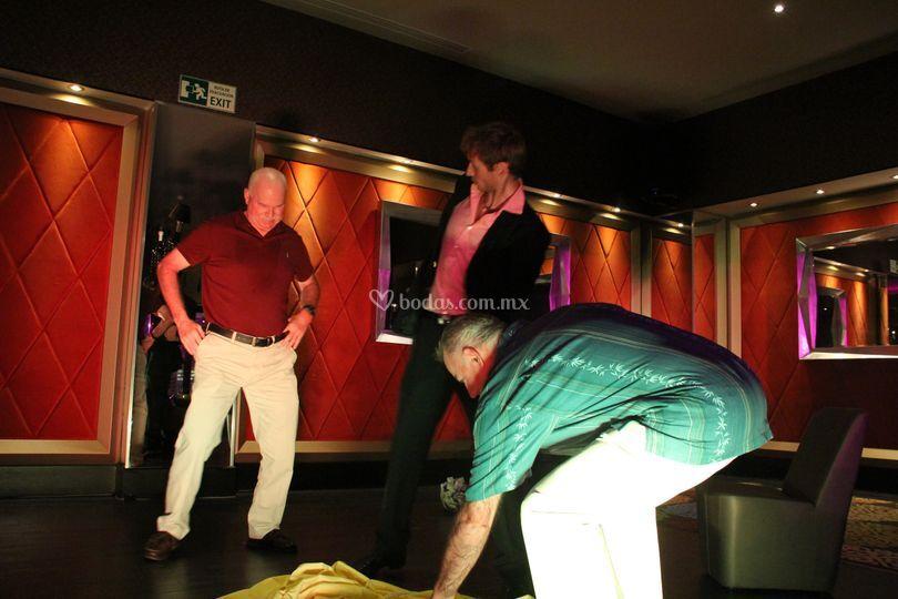 Pal Bodnar Magic Show