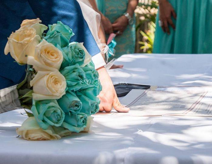 Apoyo en trámite de boda civil
