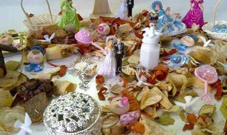 Adornos para tu vestido de boda