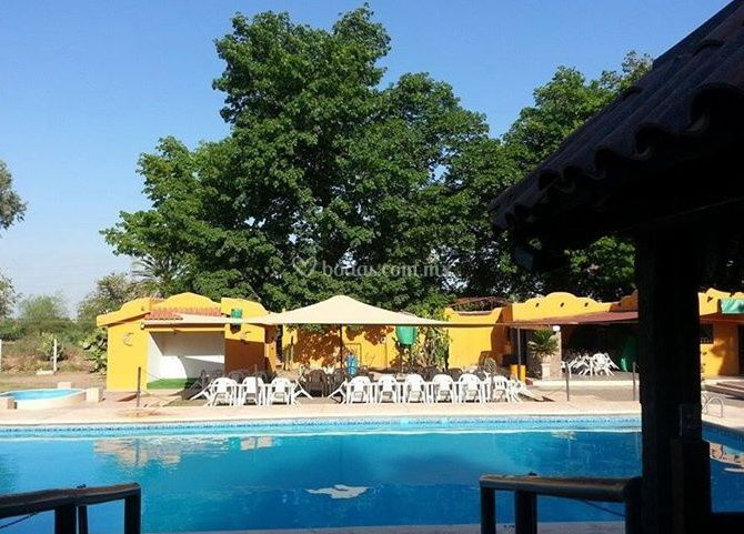 Rancho el sahuaro for Jardin quinta real cd obregon