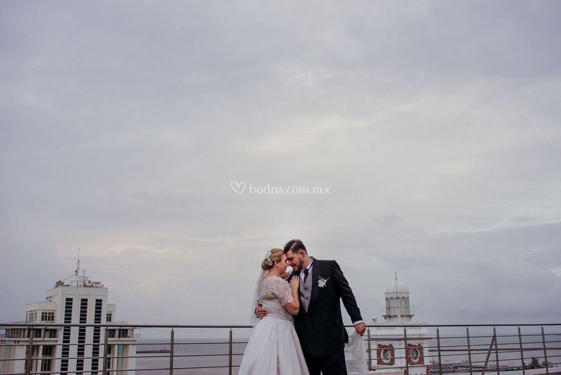 Ángel Ochoa Wedding Photograph