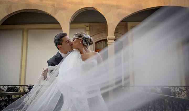 Wedding Photo Veil