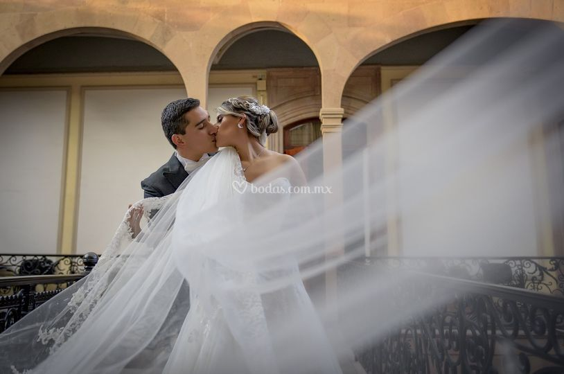Wedding Photo Veil