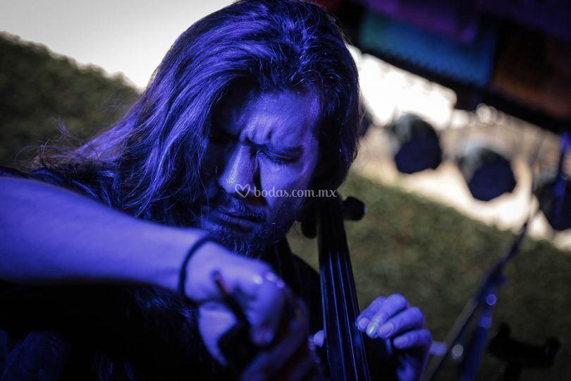 Carlos Power Cello Show