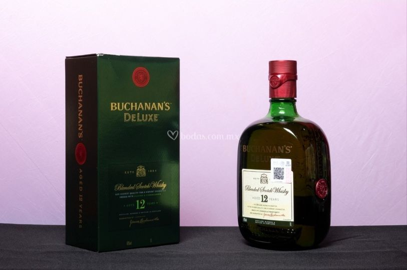 Buchanans 3/4
