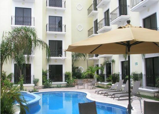 Hotel gran real yucat n for Habitacion familiar merida