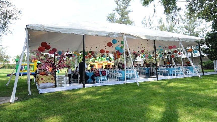 Sal n de eventos villa aurora Salon jardin villa esmeralda tultitlan