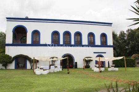 Hacienda San Diego de Hacienda San Diego La Blanca