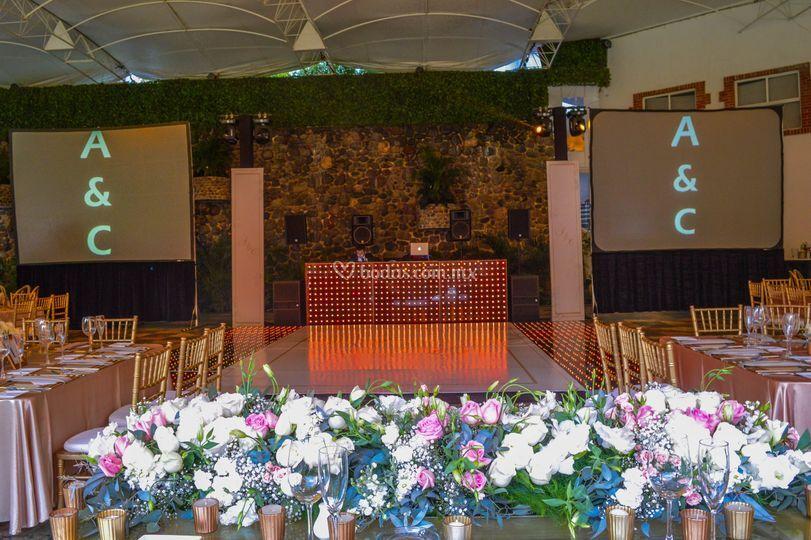 DJ bodas en Puebla