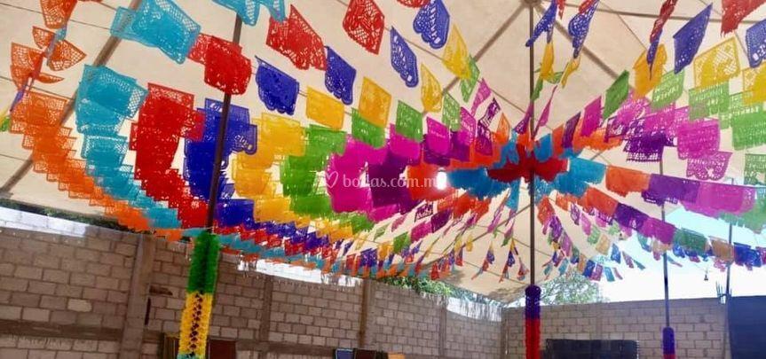 Decoraciones mexicanas