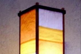 Lámparas Artesanales Luna