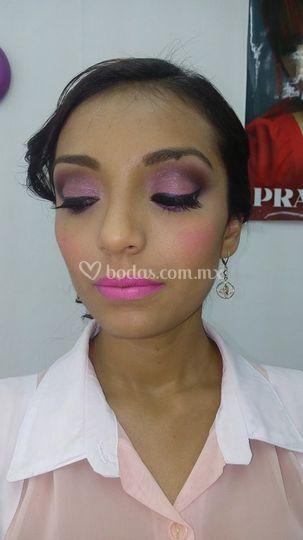 Maquillaje para las damas