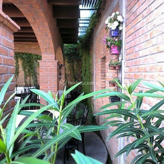 La Rivera Terraza Jardin