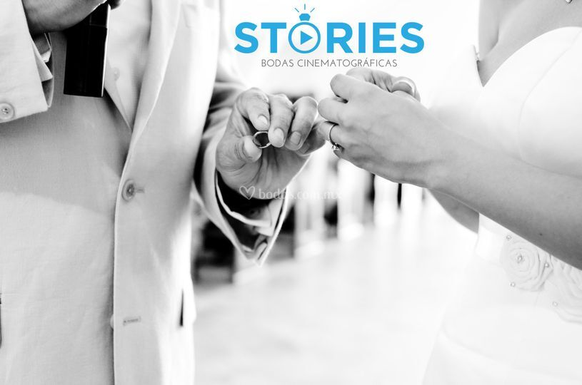 Stories Bodas Cinematográficas