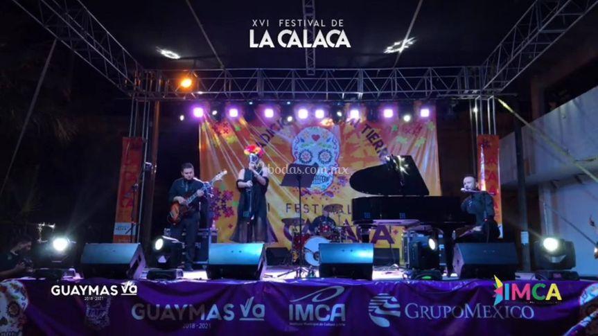 Festival de la Calaca.