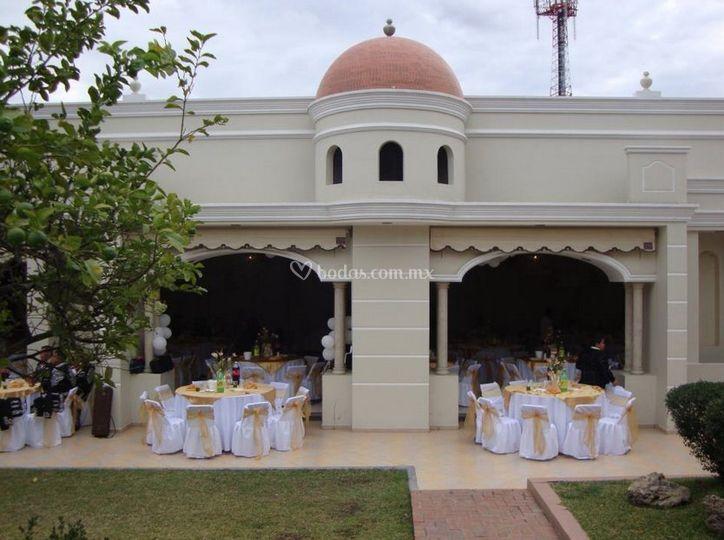 Salón Quinta del Real