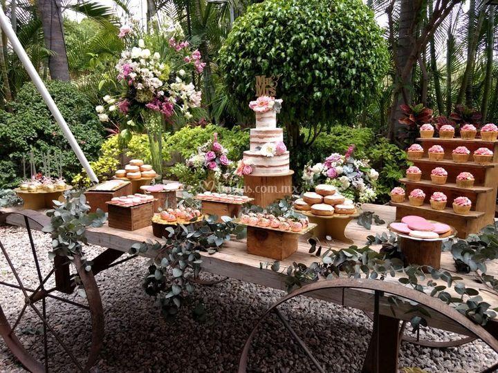 Delicias Pasteleras