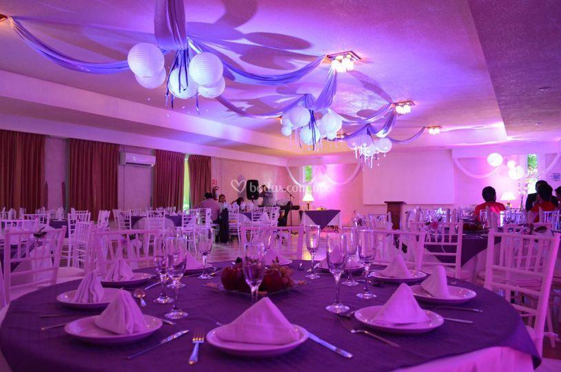 Opiniones de hotel los cedros de uayam n - Mesa redonda 4 personas ...