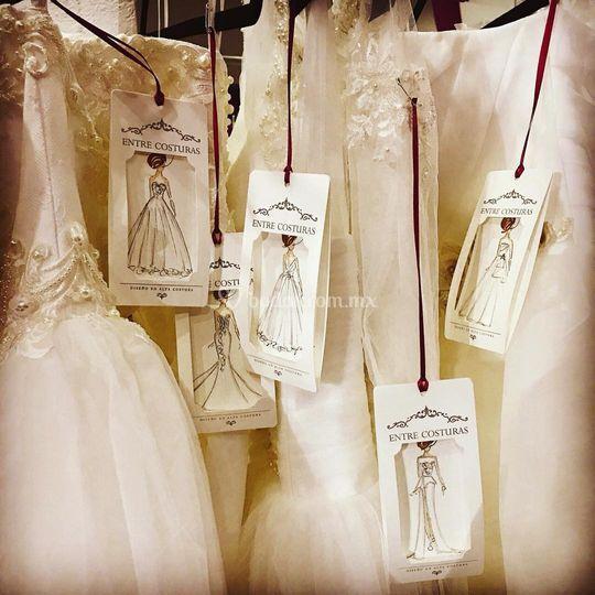 Colección vestidos importados