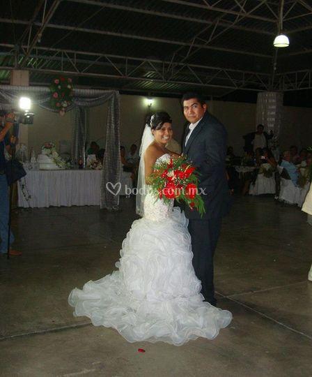 Primer baile como esposos