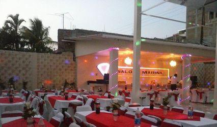 Salón de Eventos Sociales Marina