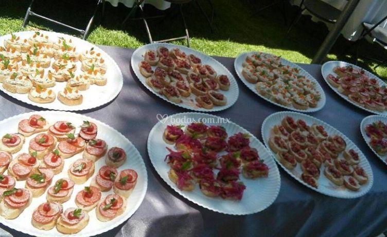 Excelso Servicio De Banquetes