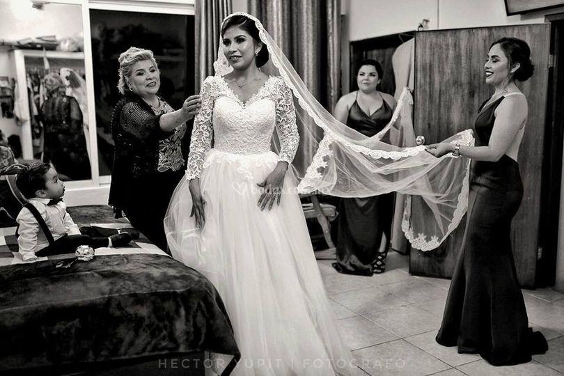 Un vestido, un deseo