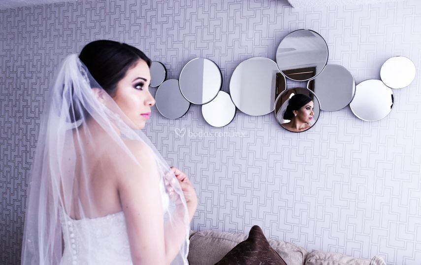 Belleza reflejada