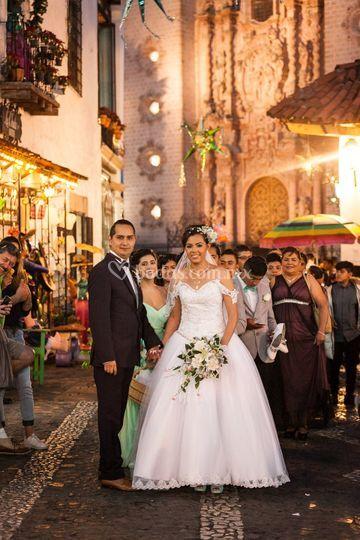 Felices en Taxco