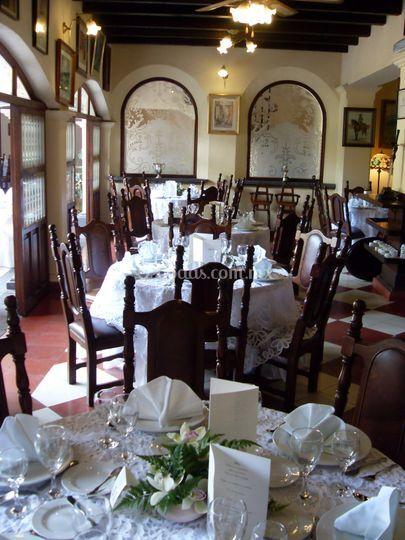 Restaurante Ma. Enriqueta