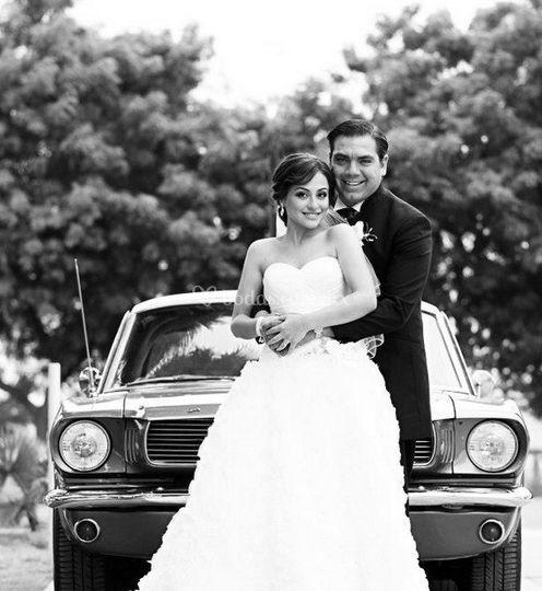 Romanticismo en blanco y negro