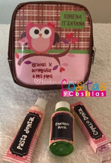 Kit higiene bucal personalizad