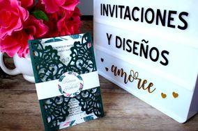 Invitaciones y diseños Amoreé