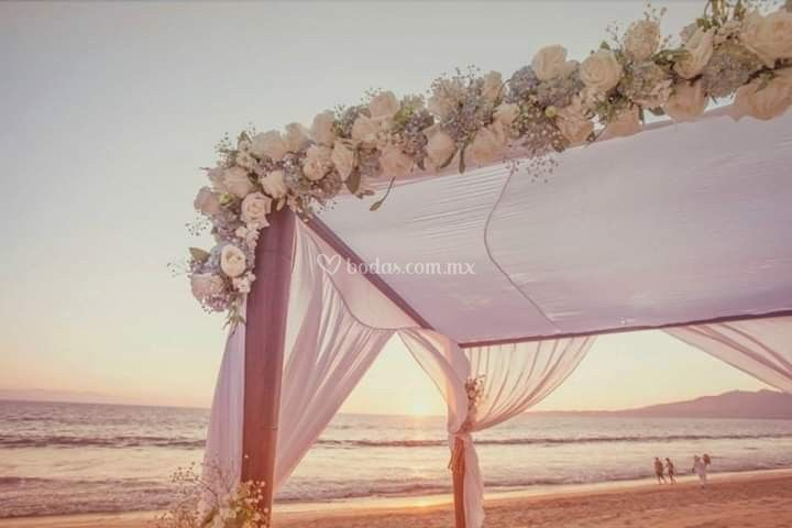 Gazebo boda