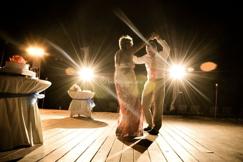 Noche de baile