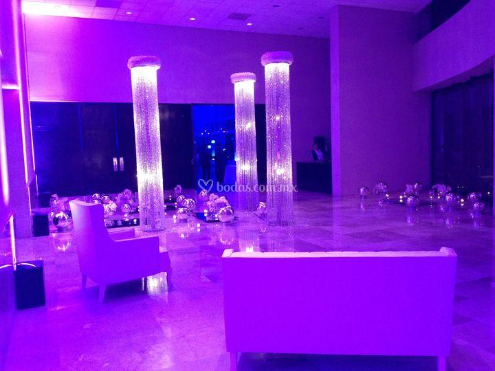Lobby salón principal