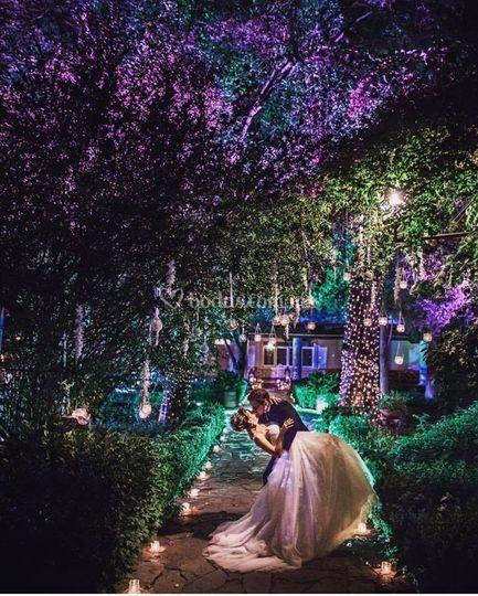 La boda de sus sueños