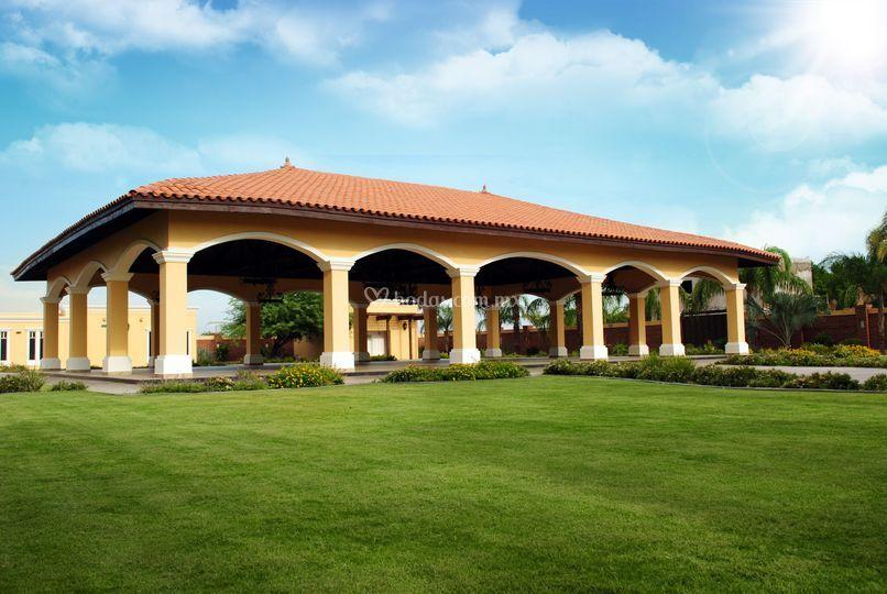 Quinta san rafael for Jardin quinta real cd obregon