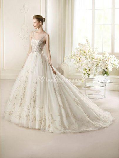 Vestidos de novia novias de espana