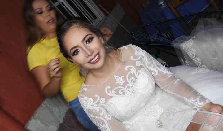 Feliz el dia de su boda
