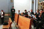 Iglesia en Churubusco