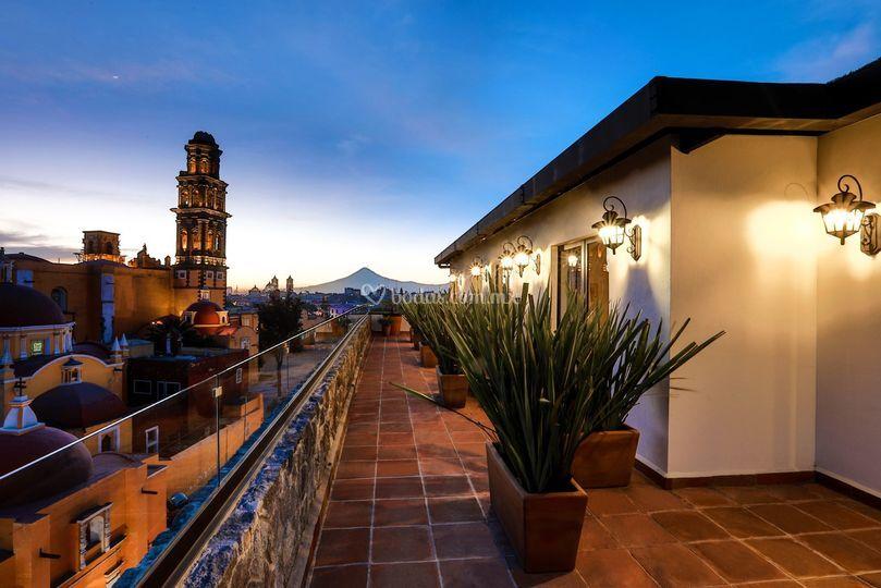Panorámicas de Puebla