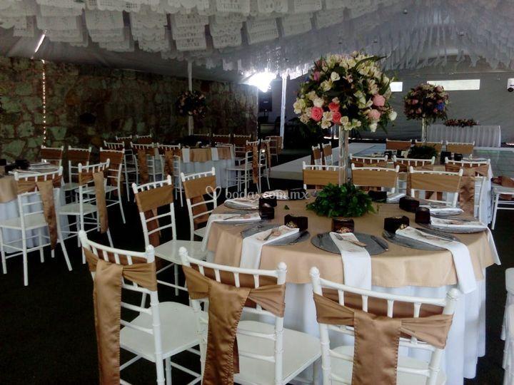 Banquete Jardín el Tule