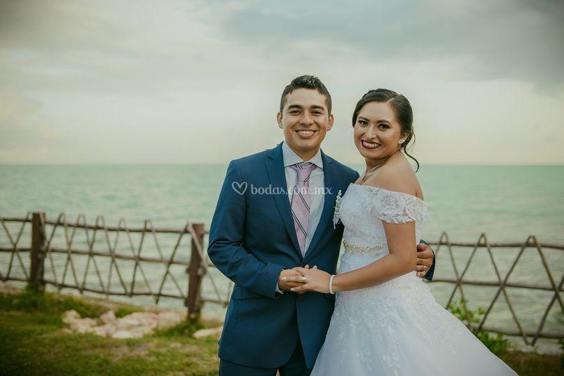 Yohana y Héctor