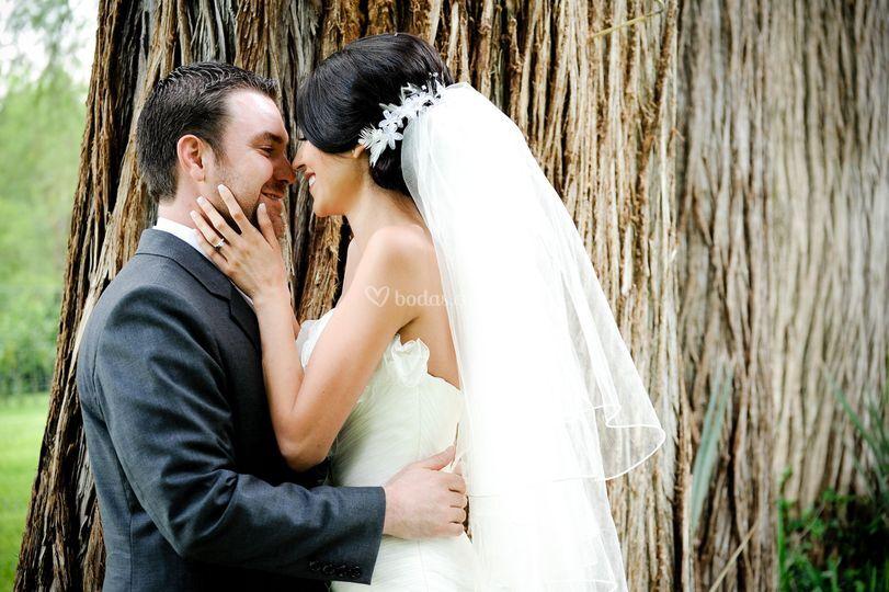 Marcela y Alejandro