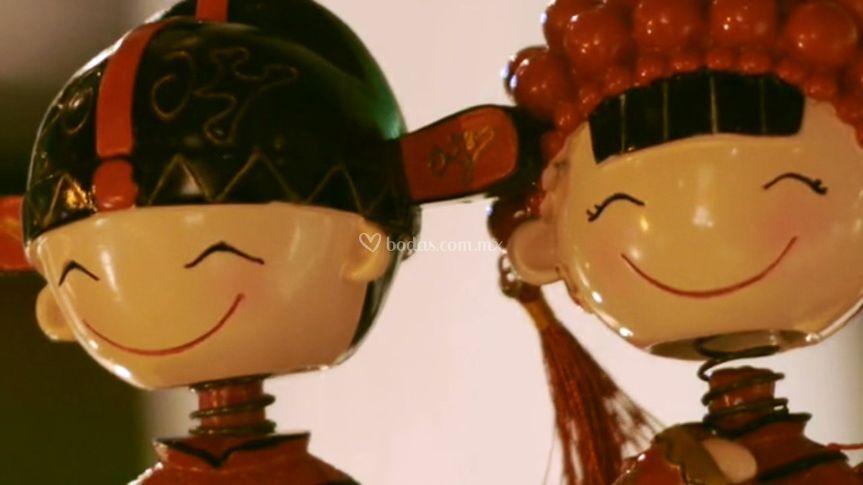 China Mexico Wedding
